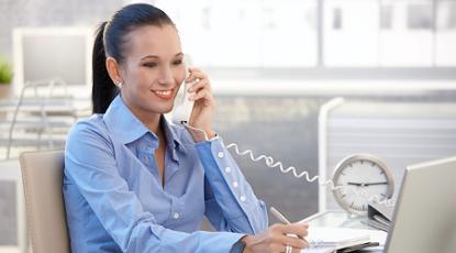 Правила работы с входящими звонками